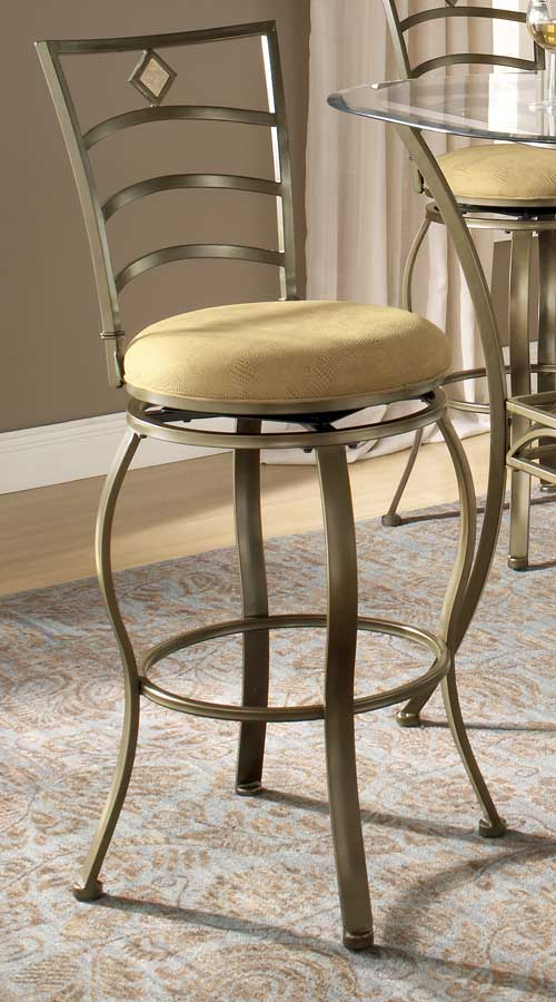 Hillsdale Brookside Bar Height Bistro Dining Collection