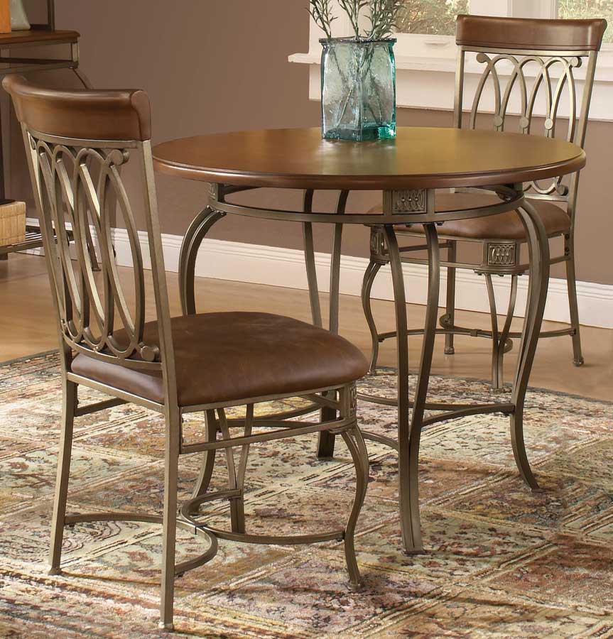 Hillsdale Montello Round Dining Collection