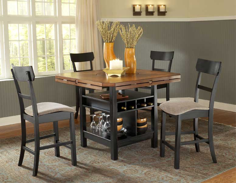 Hillsdale Hermosa Heights Counter Height Dining Set