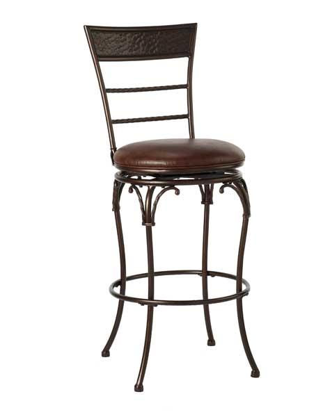 Hillsdale Furniture Holsworth Swivel Counter Stool Buy