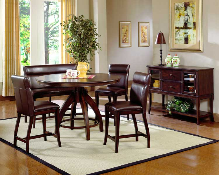 Hillsdale Nottingham Counter Height Dining Set