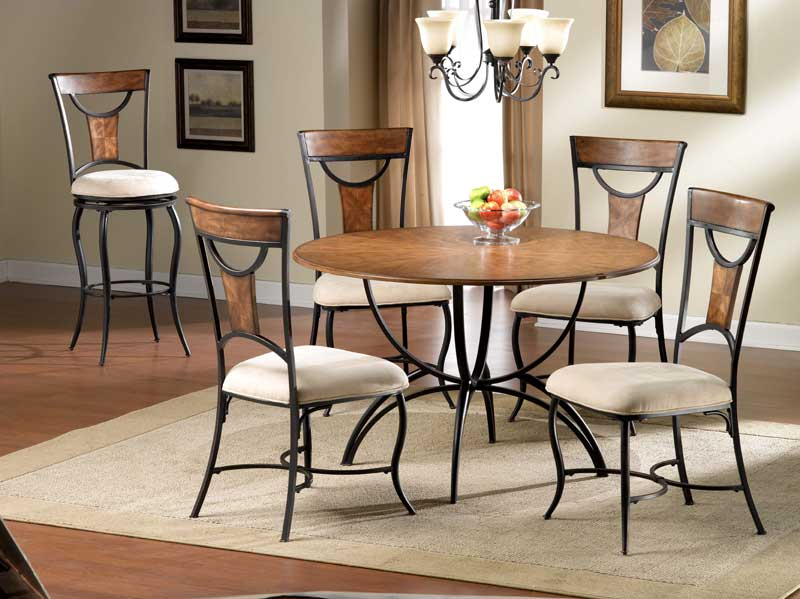 Hillsdale Pacifico Dining Table Set
