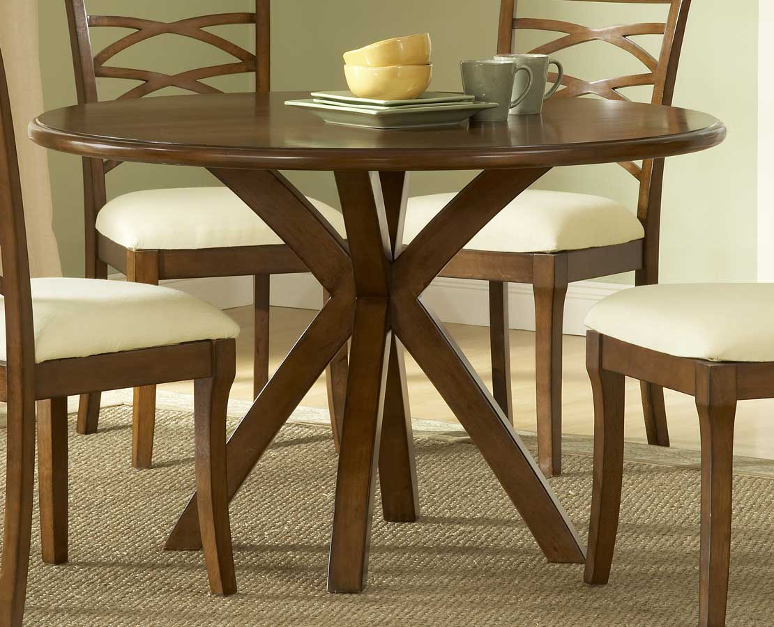 Hillsdale Tailored Collection Round Dining Table