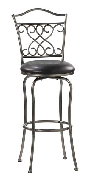 Cheap Hillsdale Furniture Wayland Swivel Counter Stool