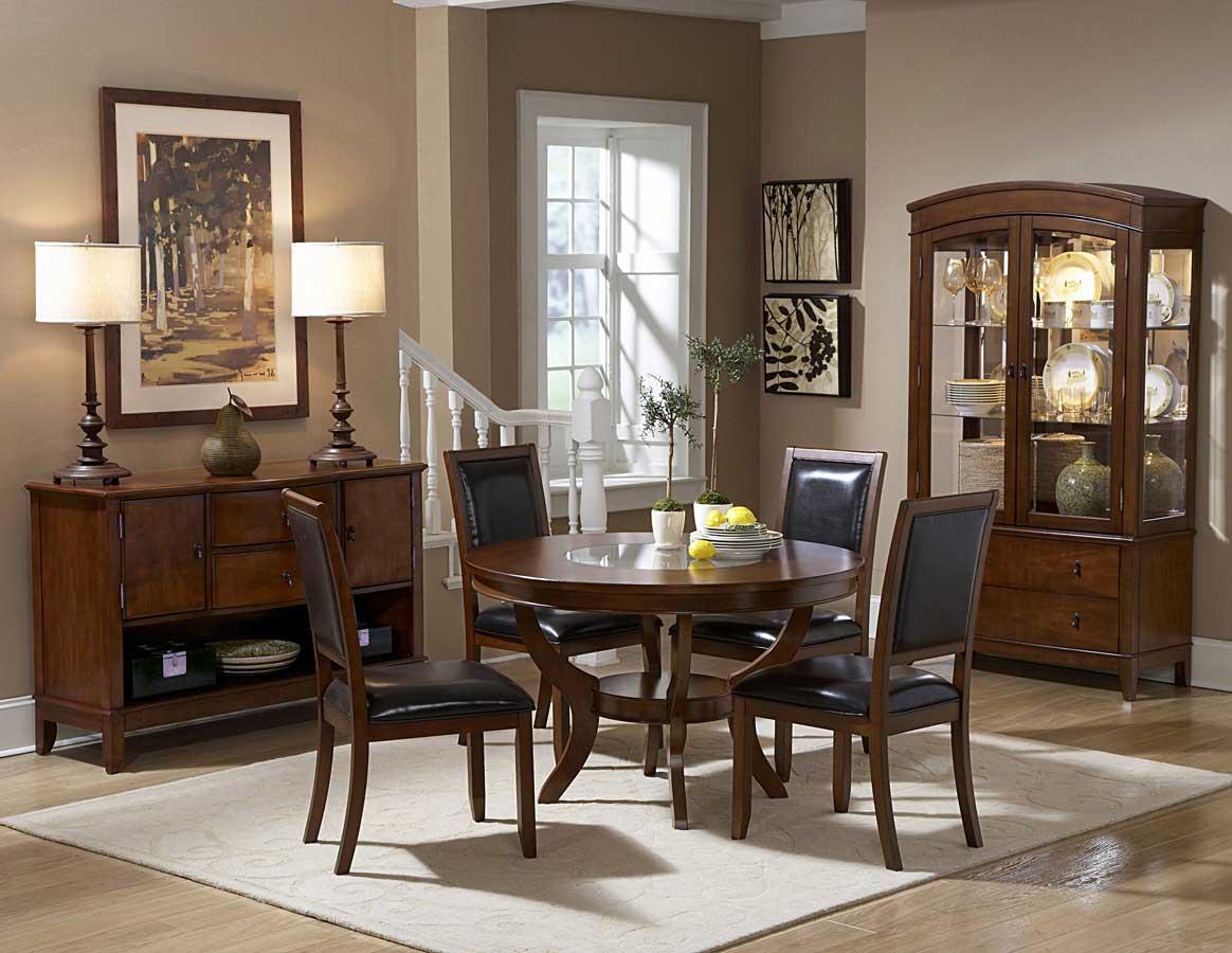 Homelegance Avalon Round Dining Table Set
