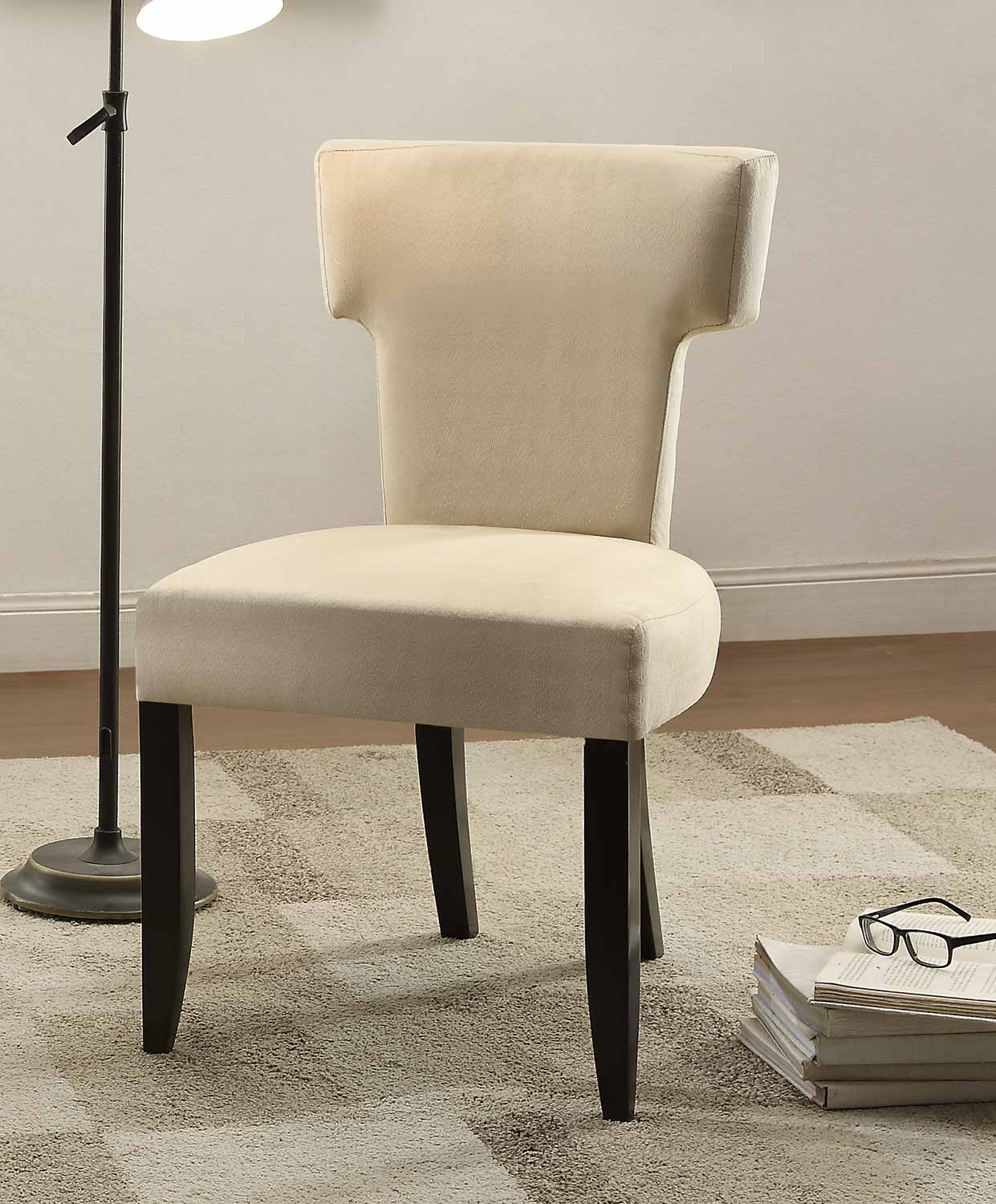 Homelegance Alta Accent Chair - Beige