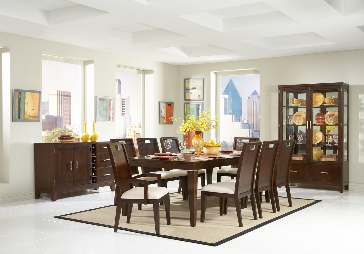Keller Dining Set - Homelegance