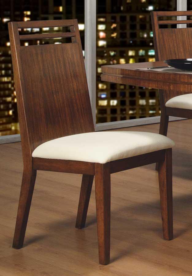 Homelegance Zebrano Side Chair