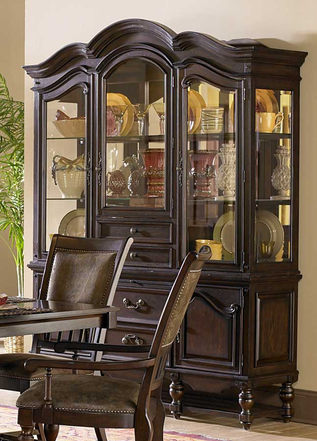 Homelegance Frontier Buffet and Hutch