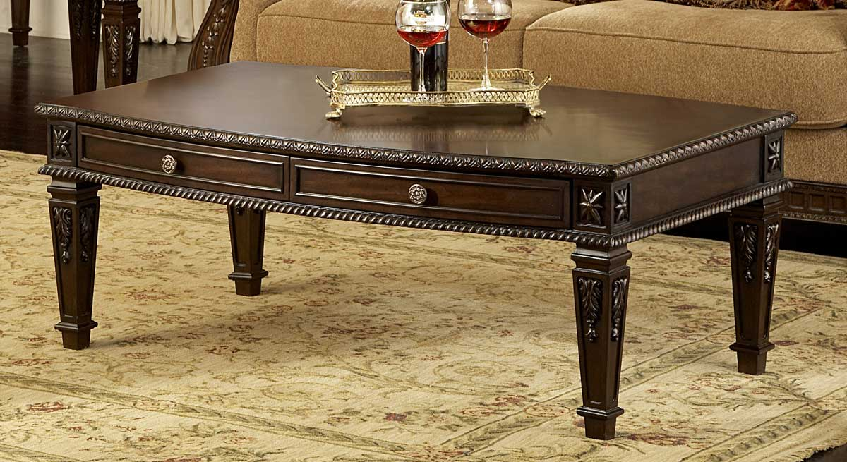 Homelegance Palace Cocktail Table