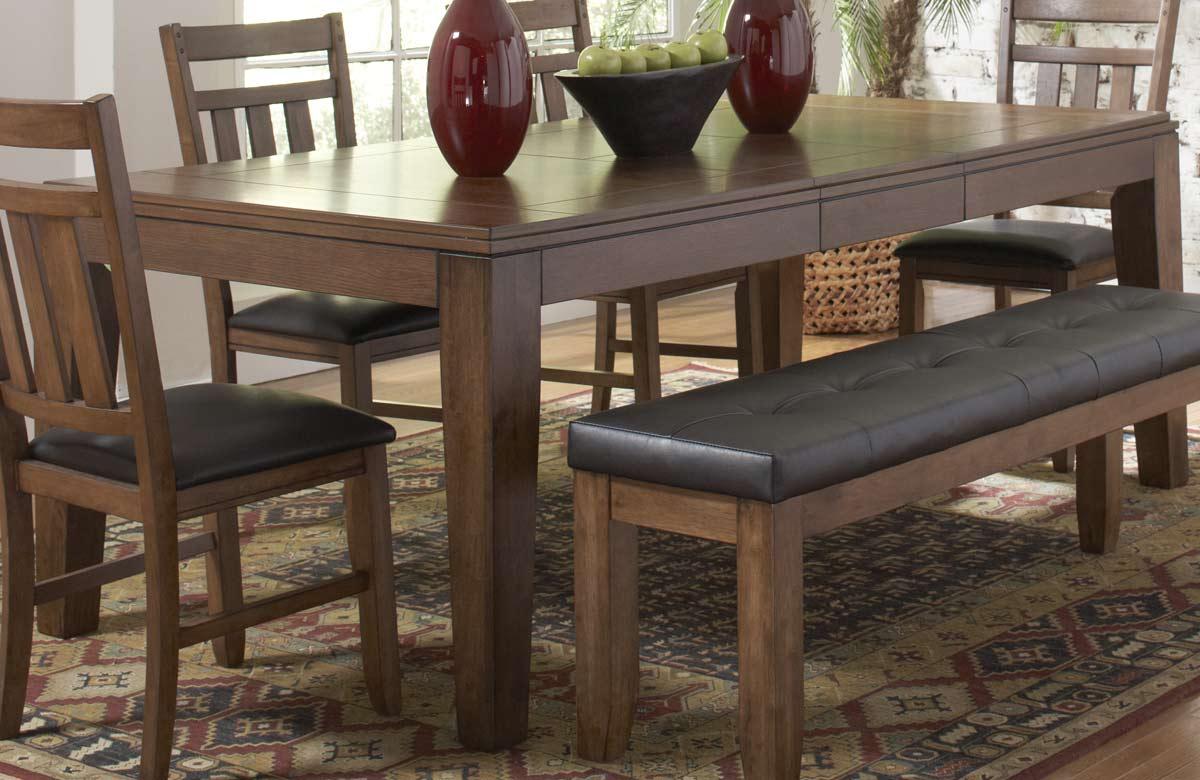 Awesome Homelegance Kirtland Dining Set D1399 83 At Homelement Com Pabps2019 Chair Design Images Pabps2019Com