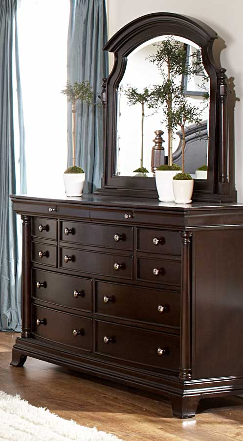 Inglewood Swivel Mirror - Homelegance