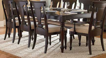 Inglewood Dining Table - Homelegance