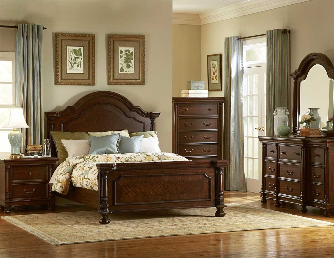 Homelegance Isleworth Bedroom Set