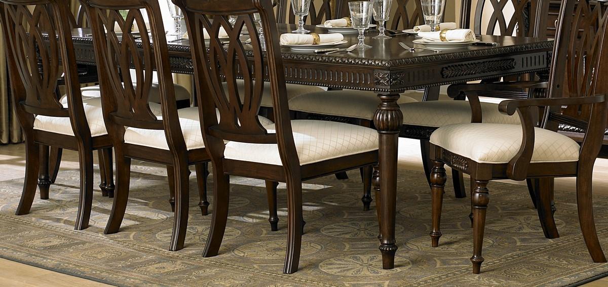 Homelegance Centinella Leg Dining Table