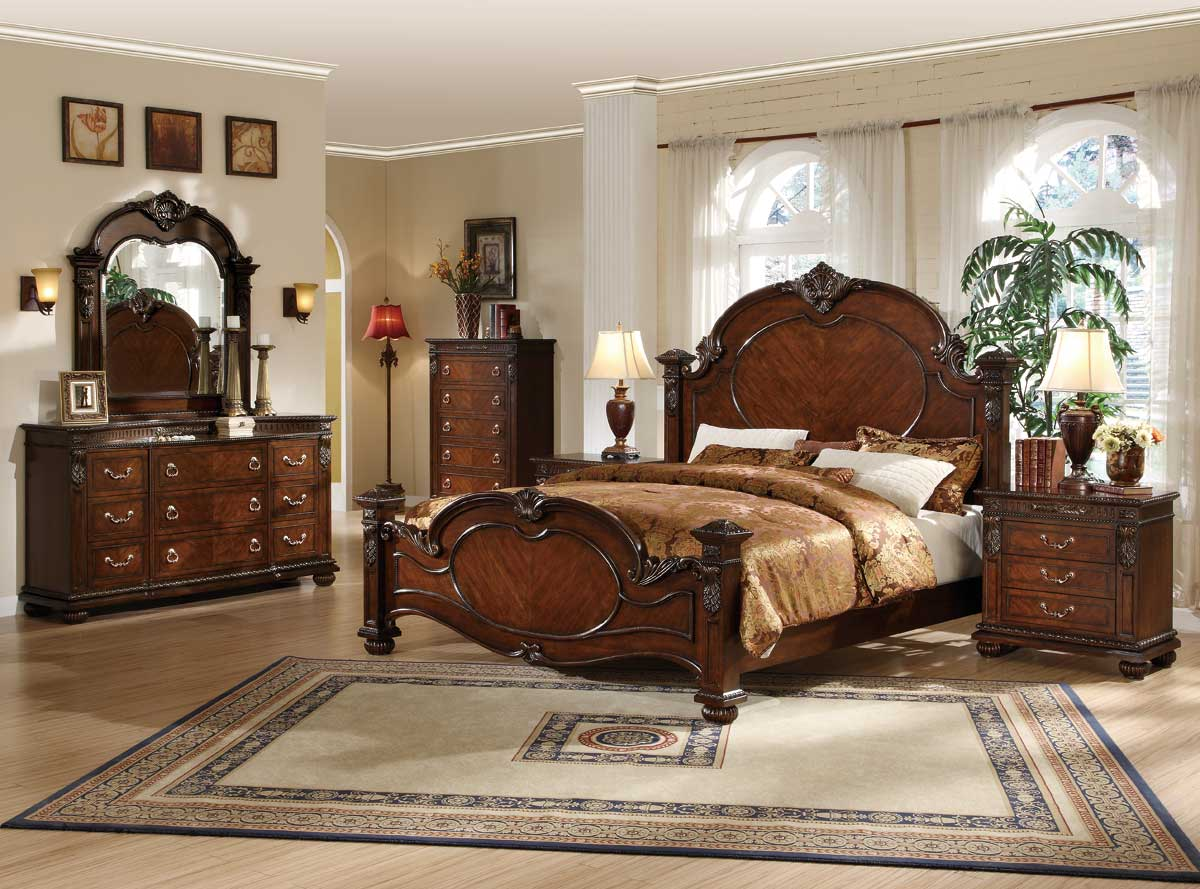Homelegance Centinela Bedroom Set
