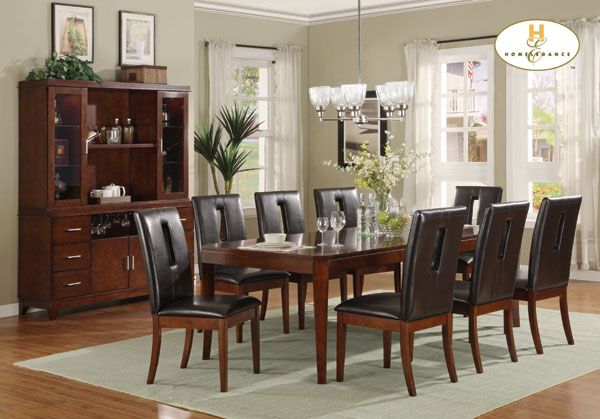Homelegance Elmhurst Dining Set