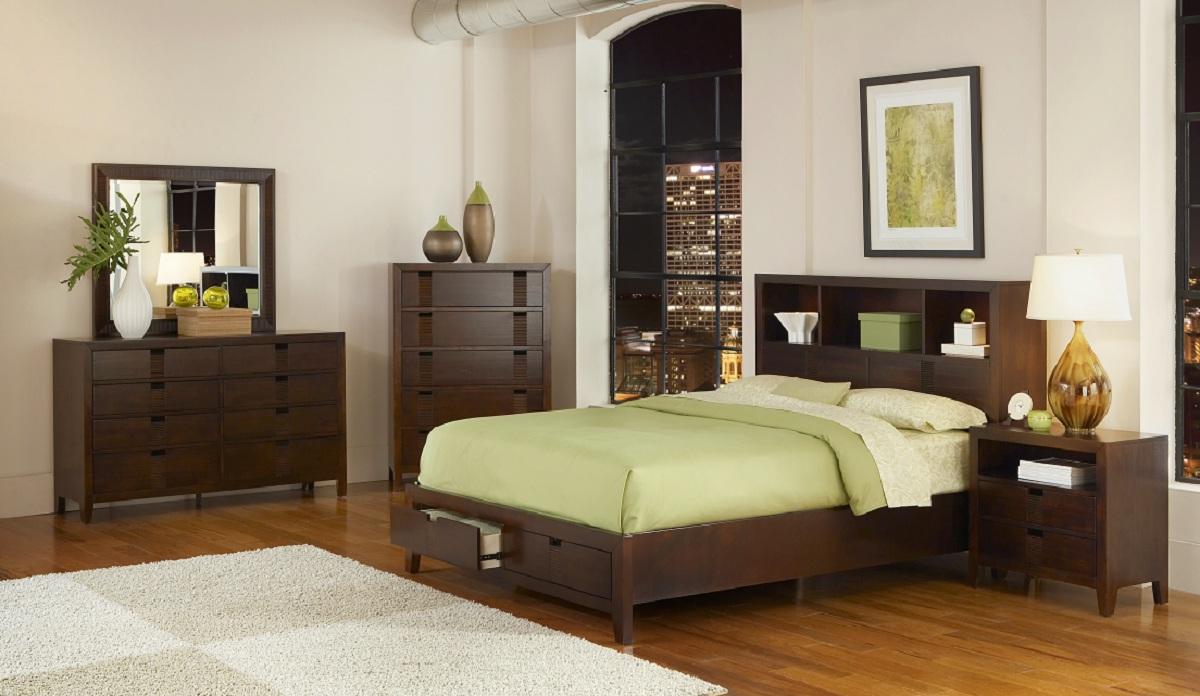 Homelegance Bridgewater Platform Bedroom Set