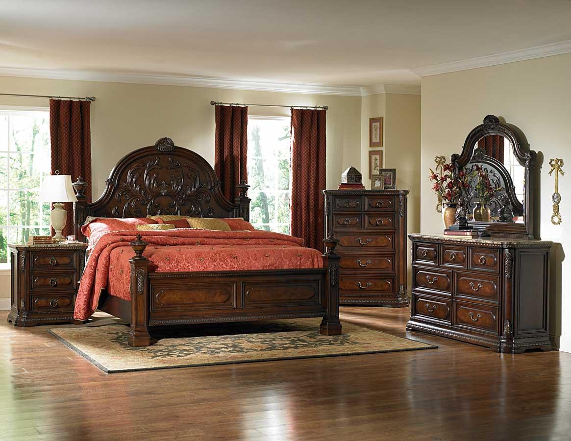 Homelegance Spanish Bay Bedroom Set