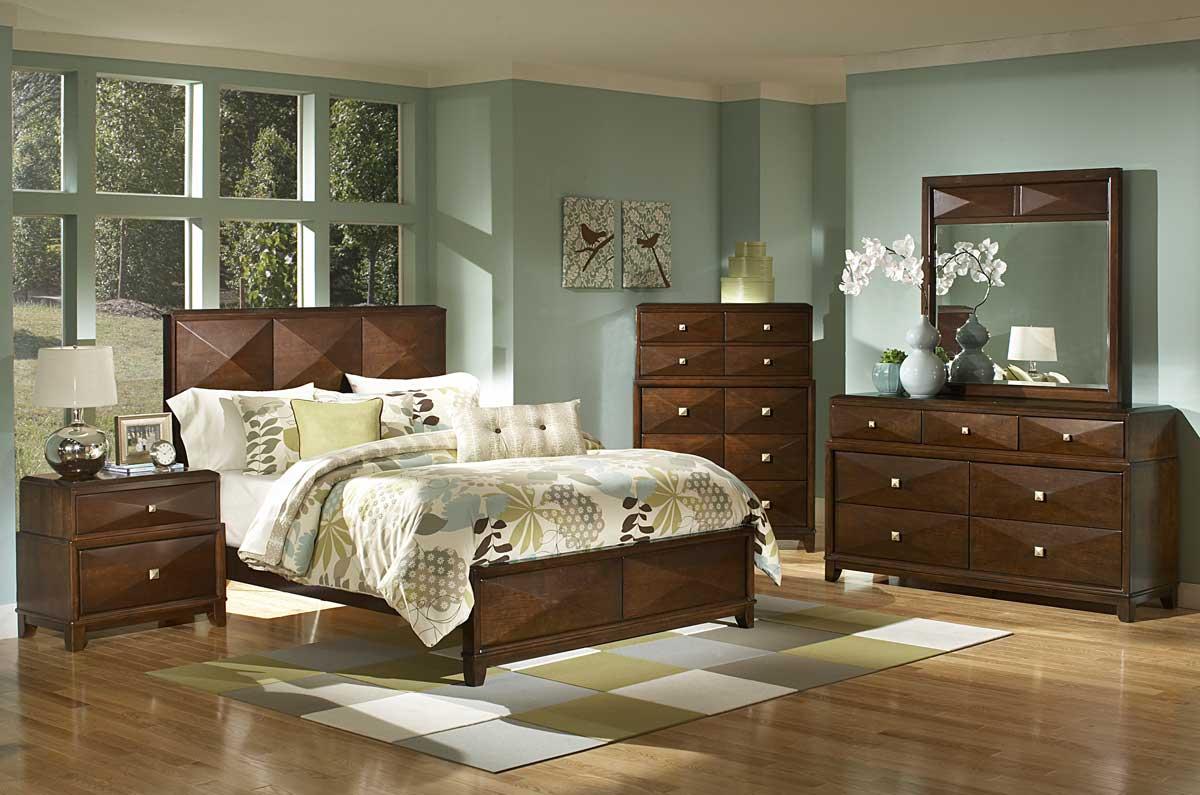Homelegance Diamond Palace Bedroom Set