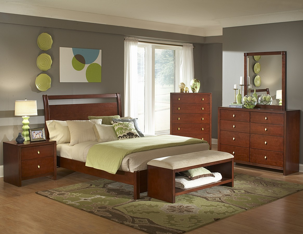 Homelegance Sherwood Bedroom Set