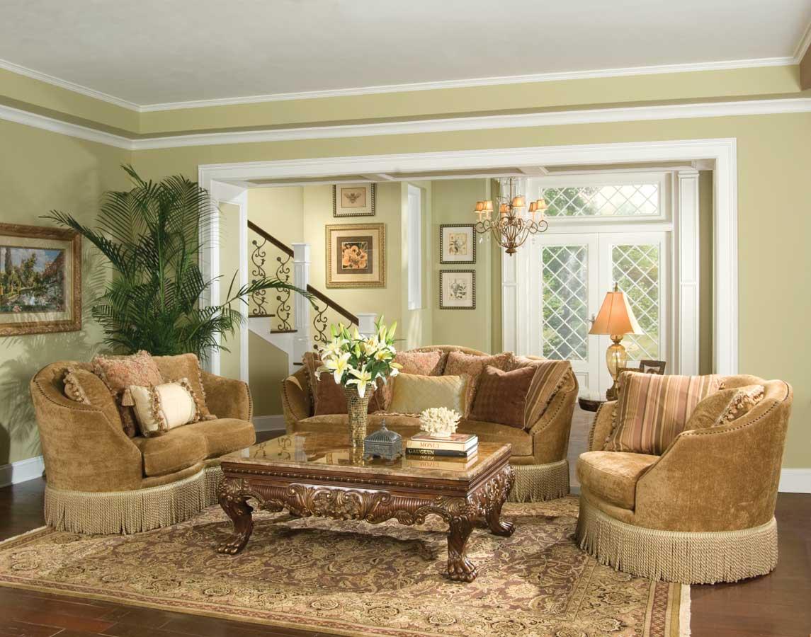 Cheap Homelegance Hampton Sofa Collection