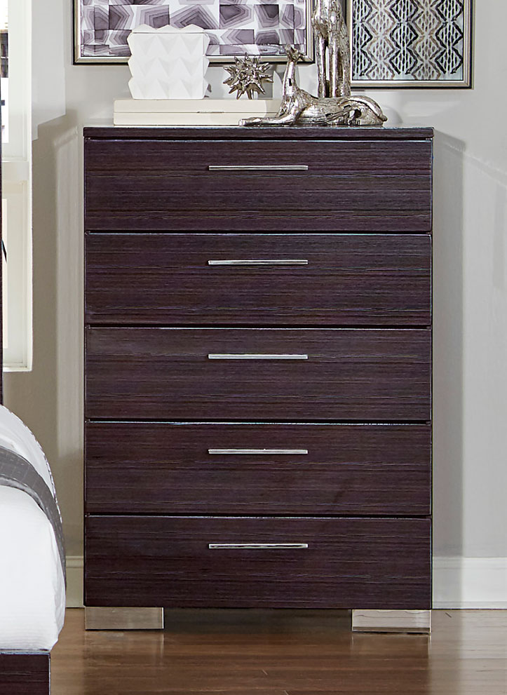 Homelegance Moritz Chest - High Gloss
