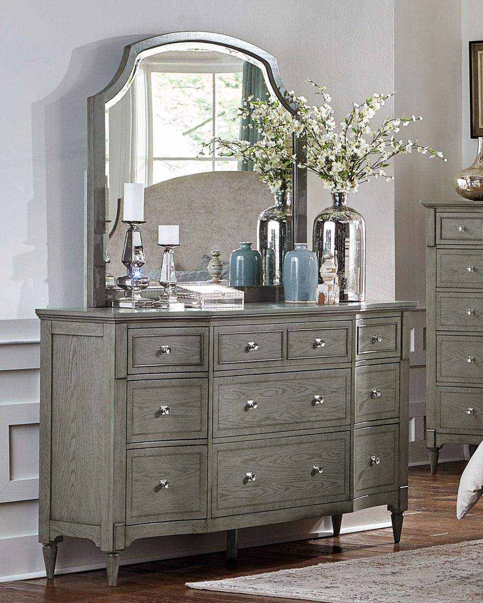 Homelegance Albright Dresser - Barnwood Grey