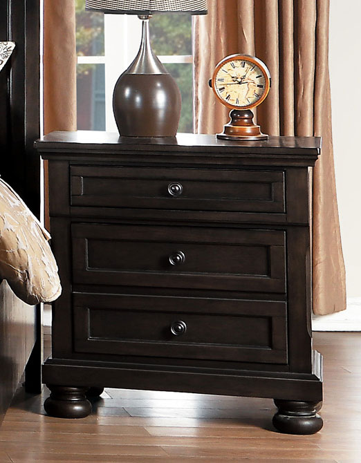 Homelegance Begonia Night Stand