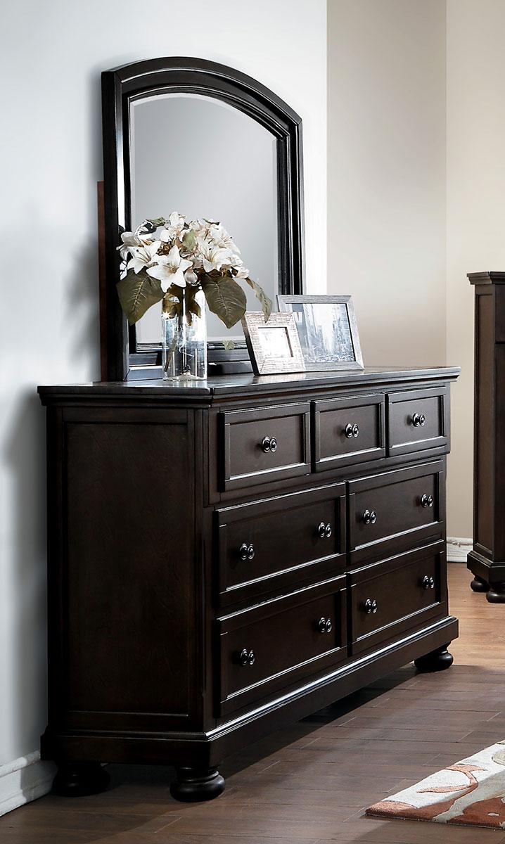 Homelegance Begonia Dresser