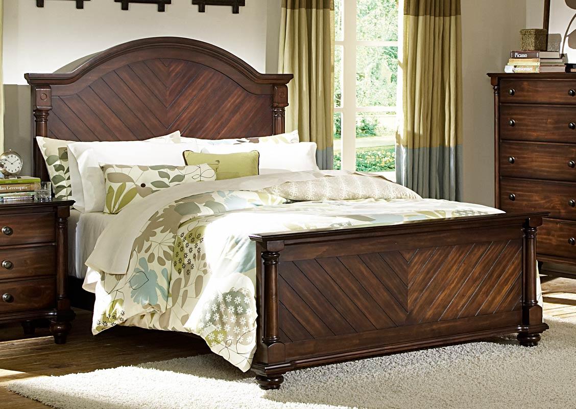 Homelegance Lily Pond Bed
