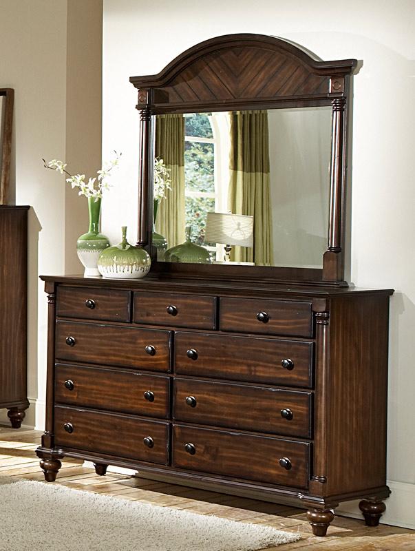 Homelegance Lily Pond Dresser