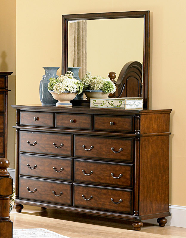 Homelegance Langston Mirror