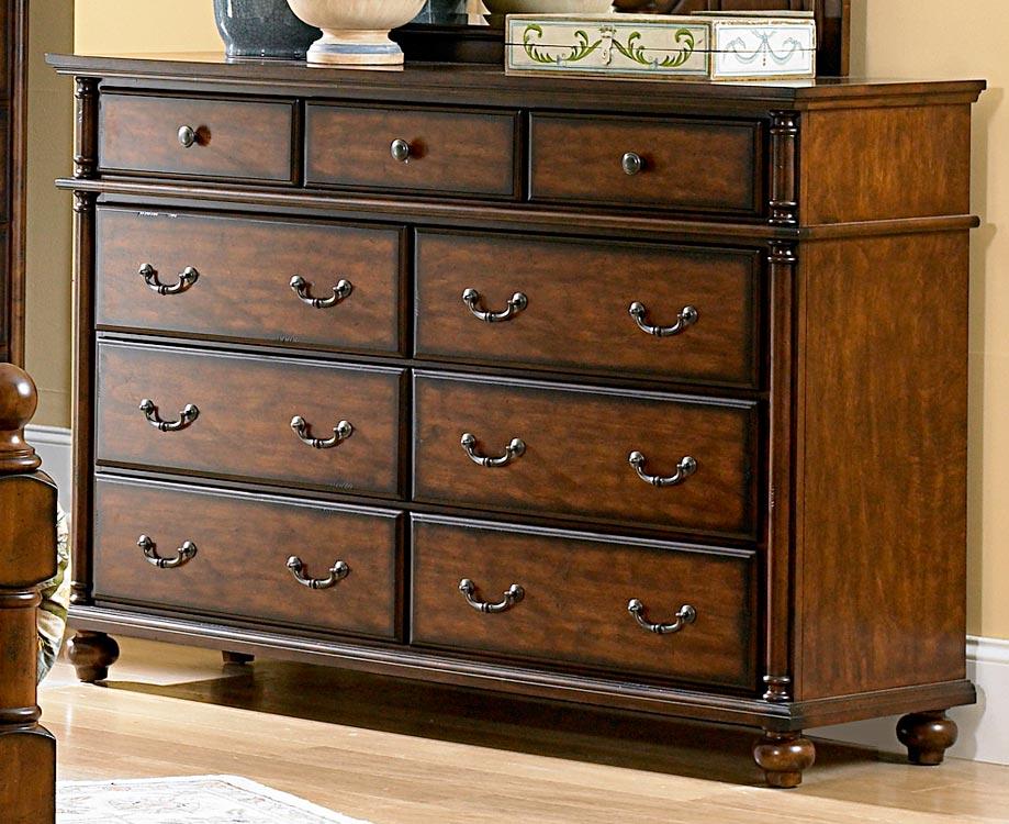 Homelegance Langston Dresser