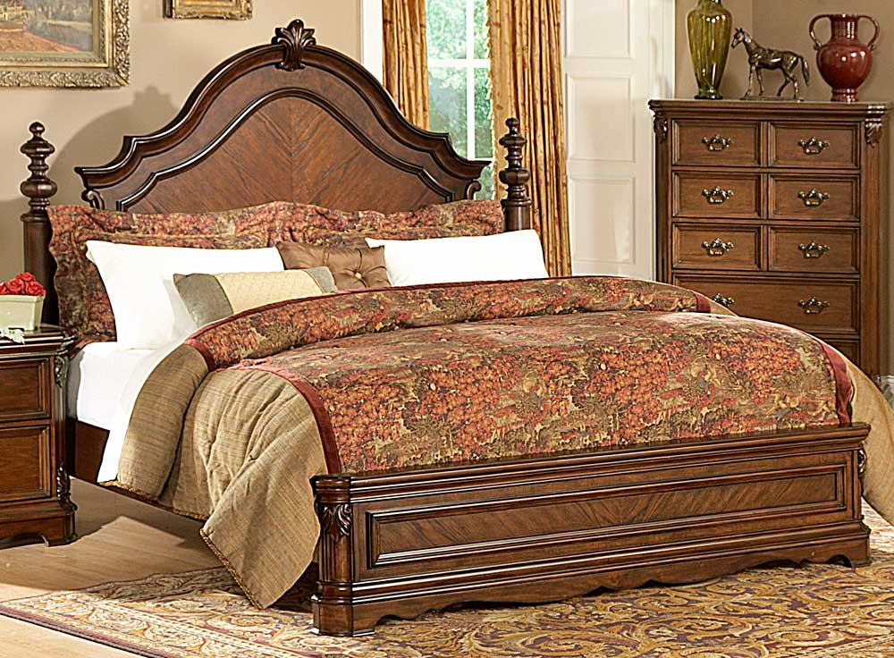 Homelegance Montrose Bed