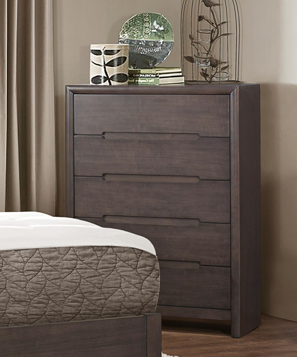 Homelegance Lavinia Chest - Weathered Grey