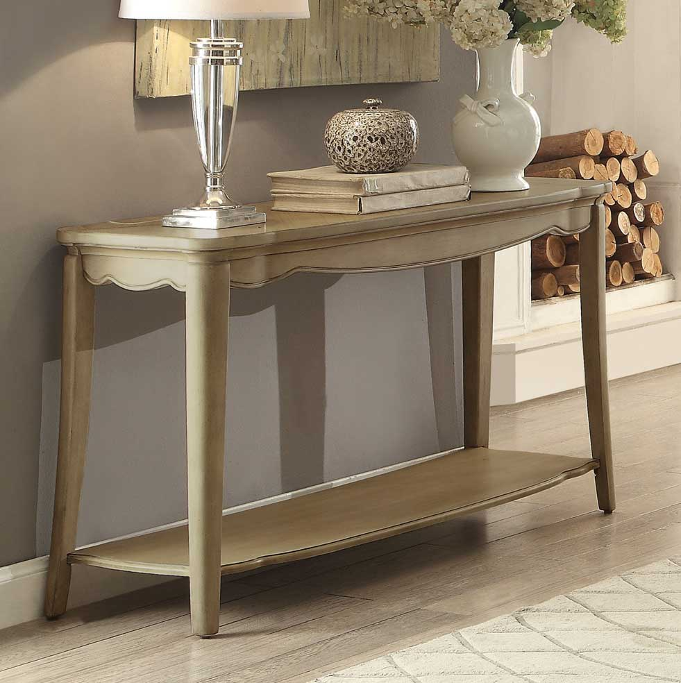 Homelegance Ashden Sofa Table - Driftwood