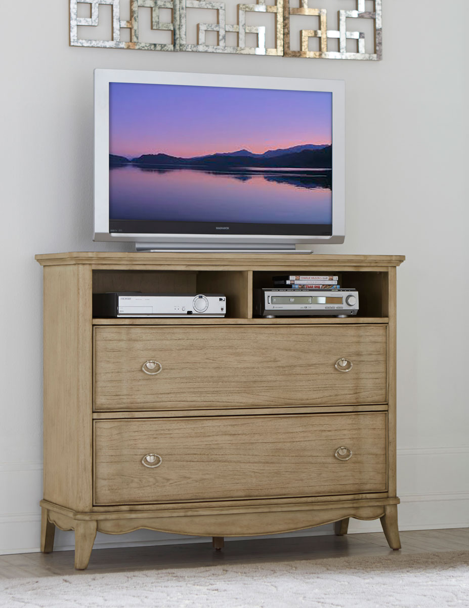 Homelegance Ashden TV Chest - Driftwood