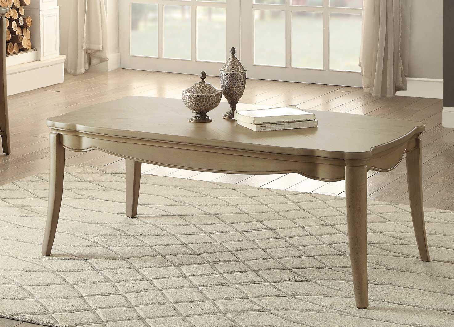 Homelegance Ashden Cocktail Table - Driftwood