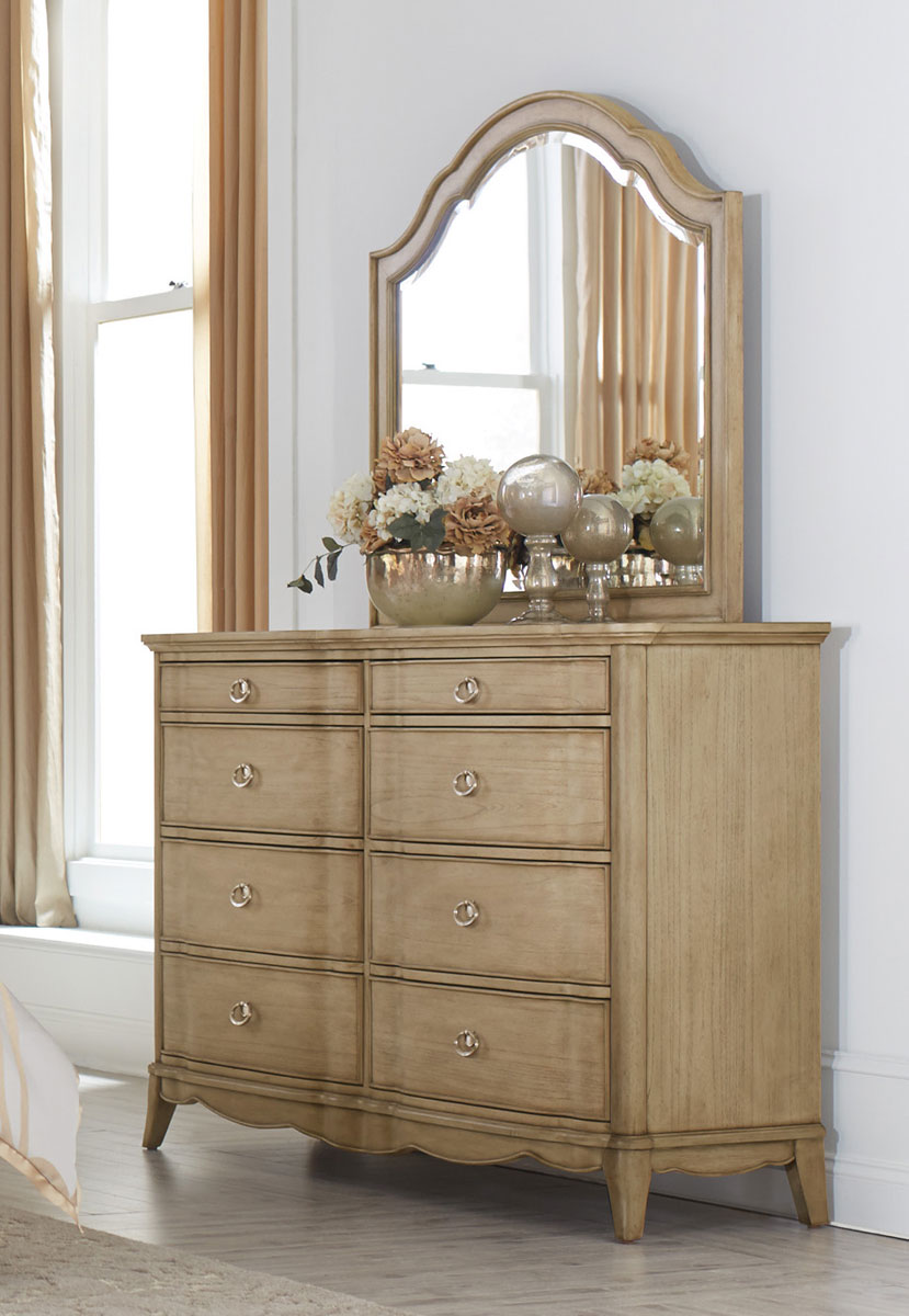 Homelegance Ashden Dresser - Driftwood