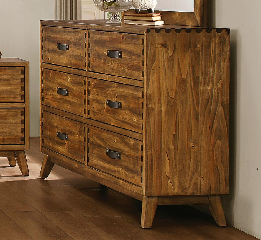 Homelegance Sorrel Dresser - Rustic
