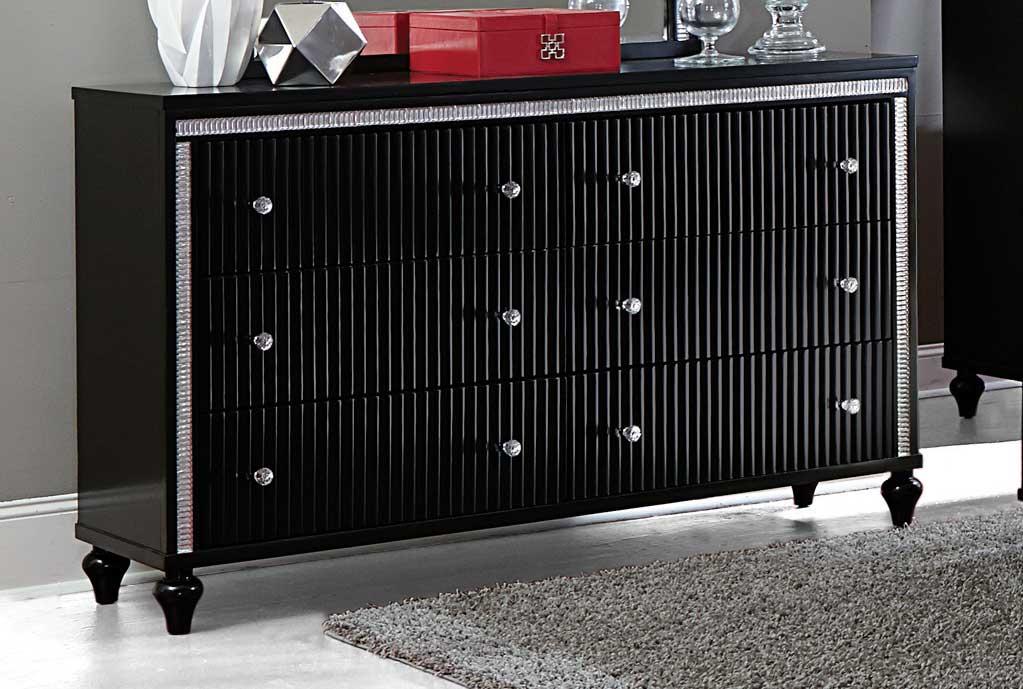 Homelegance Sakura Dresser - Black