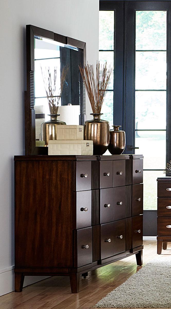 Homelegance Pelmar Dresser - Dark Walnut