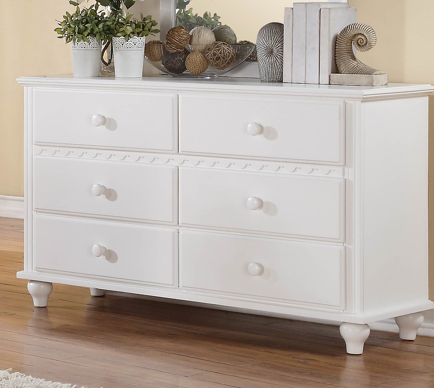 Homelegance Emmaline Bedroom Set White 2019 BEDROOM SET At