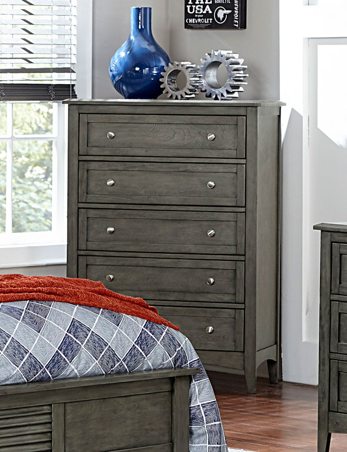 Homelegance Garcia Chest - Gray