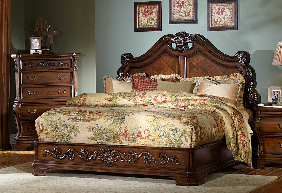 Order Homelegance Cromwell Bed Product Photo
