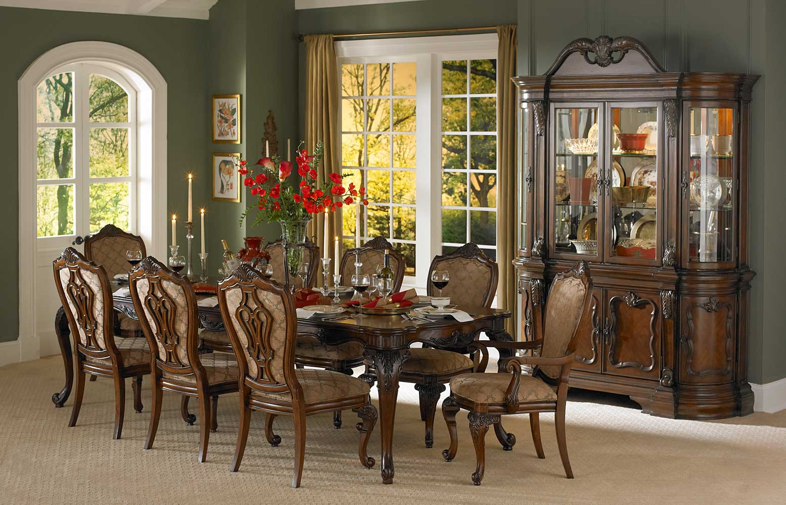 Homelegance Cromwell Dining Set