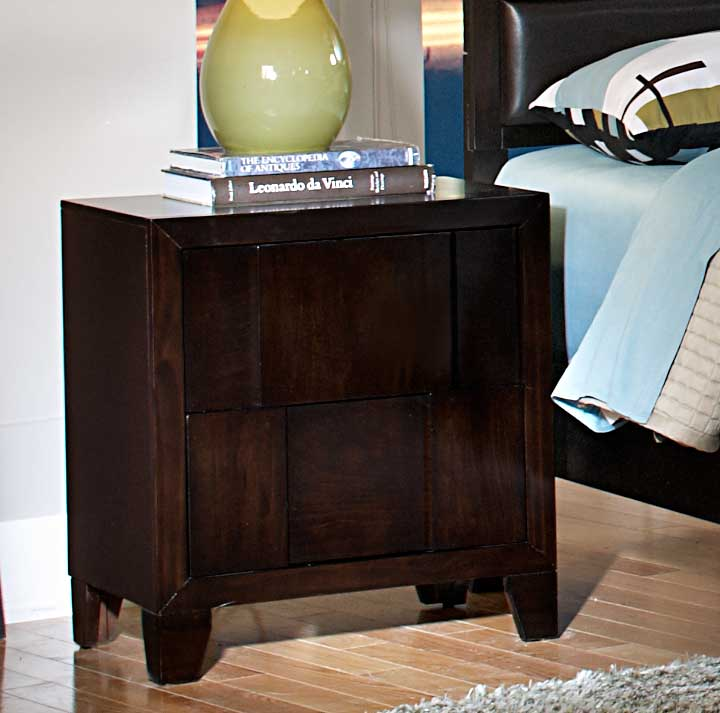 Homelegance Romano Night Stand