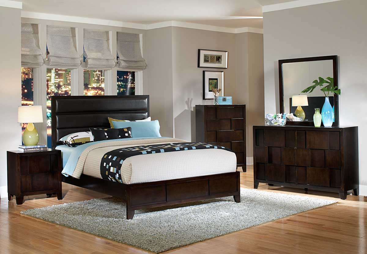 Homelegance Romano Bedroom Set