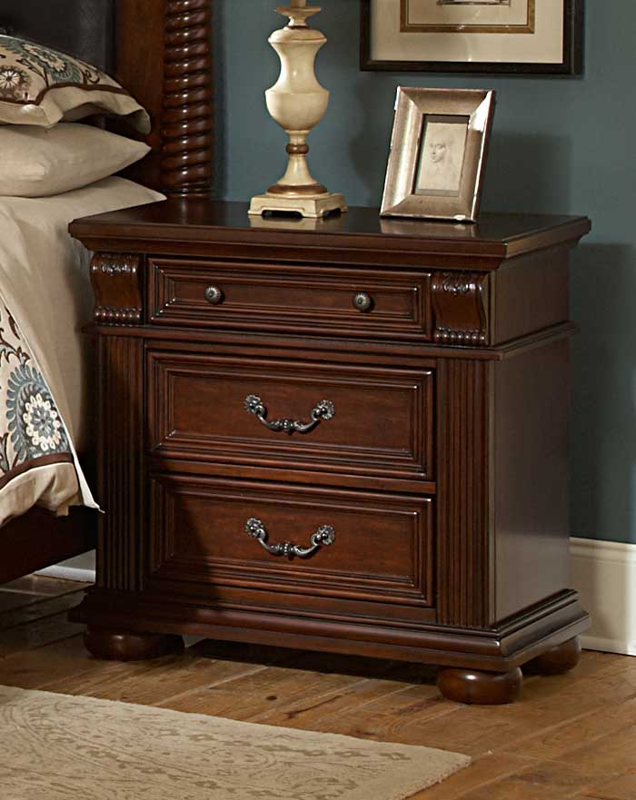 Homelegance Silas Night Stand